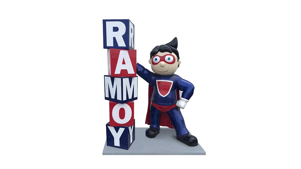 Новая меловая добавка «Ramoy R80PE-19» для ламинации!