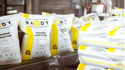 Меловые компаунды Ramoy теперь и для литьевых производств!